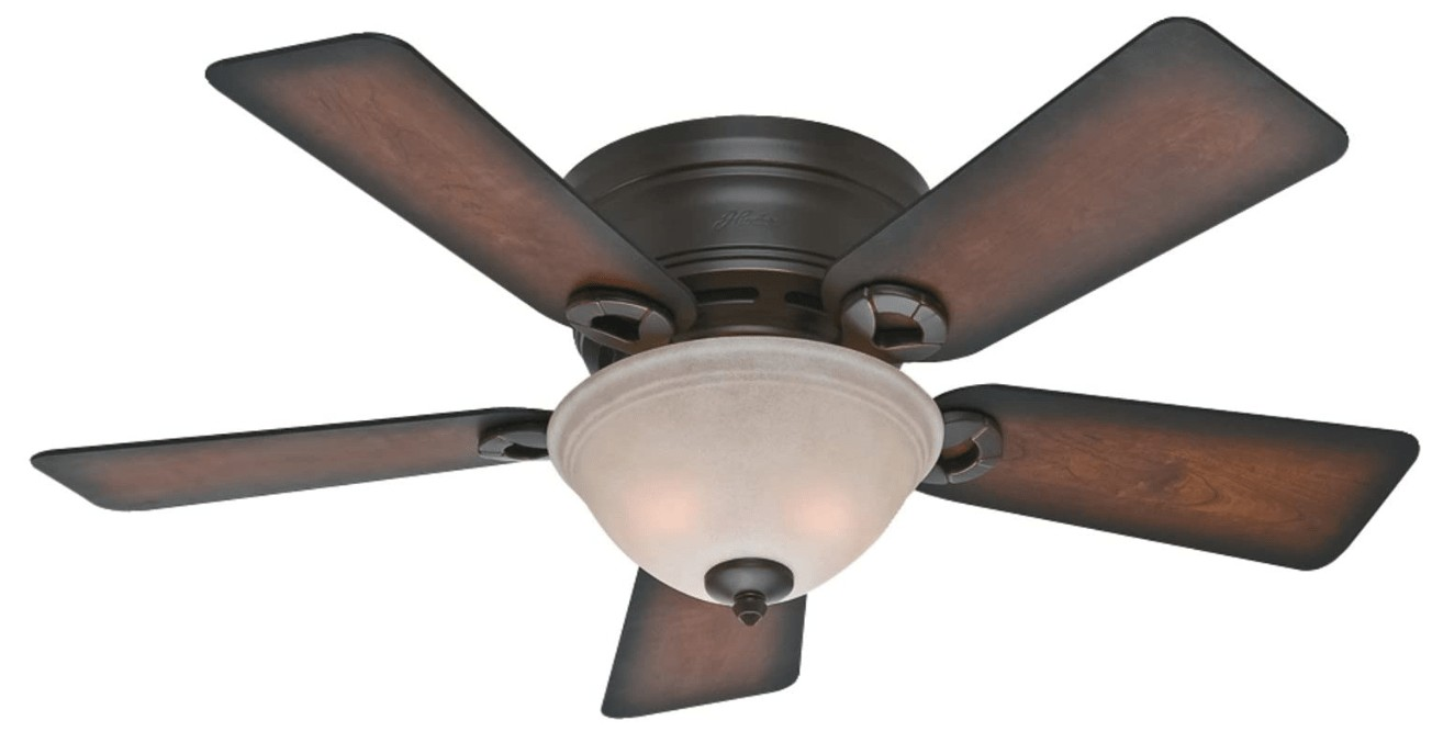 best hunter 42 inch ceiling fan with light