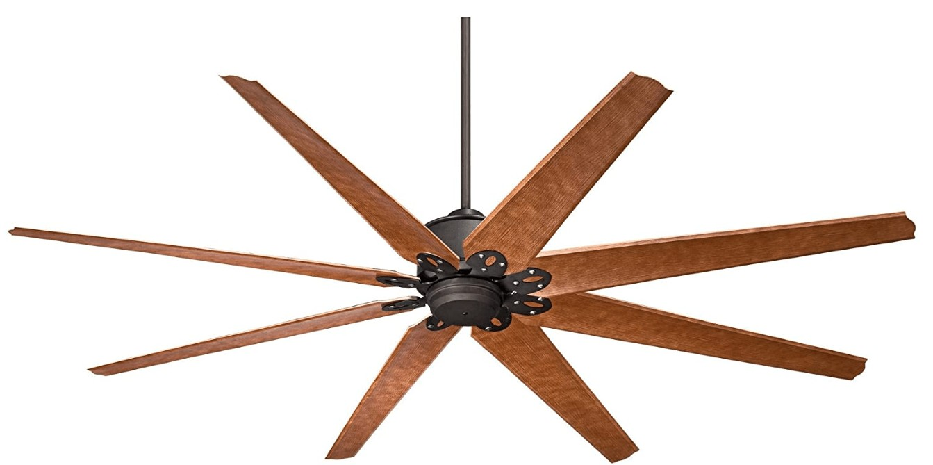 large ceiling fans for vaulted ceilings