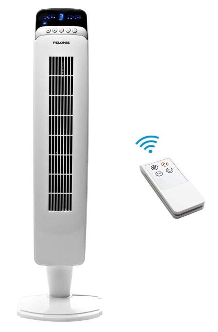 best remote control tower fan for living room