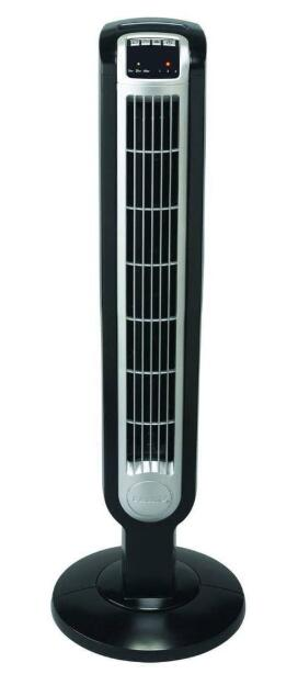 best value tower fan with remote control