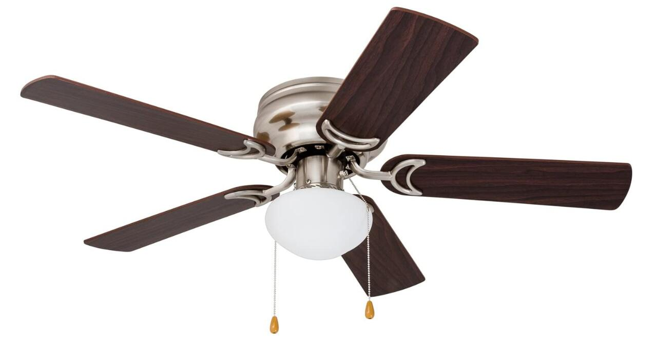 inexpensive ceiling fans with lights