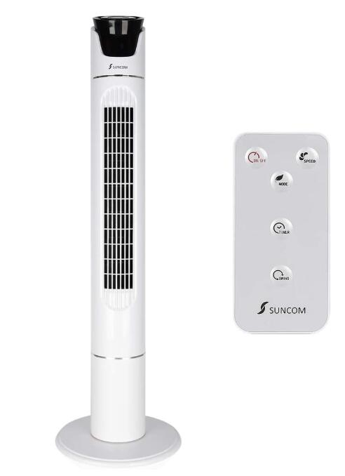 oscillating tower fan reviews