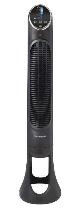 best quiet oscillating tower fan