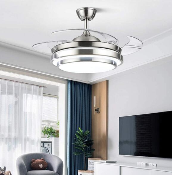 Fandian 42Inch Modern Ceiling Light