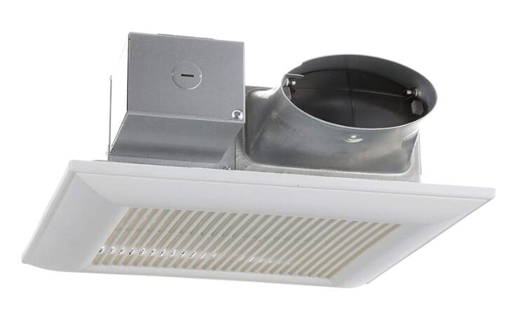 best bathroom ceiling fan replacement