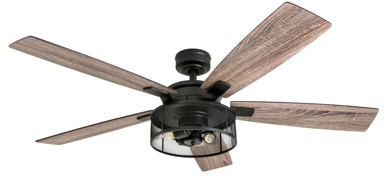 best ceiling fans with lights for high ceilings
