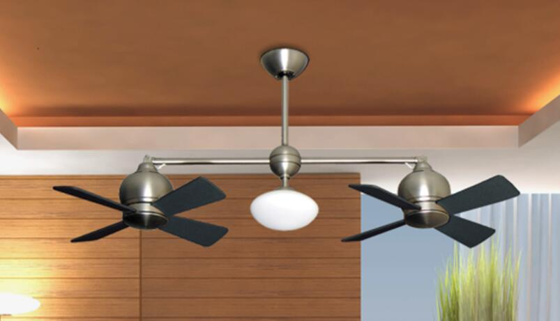 best double ceiling fan for living room