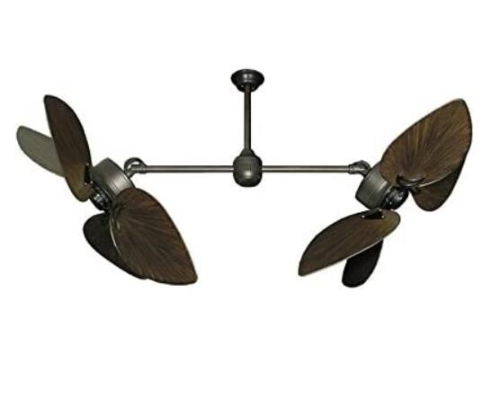 best dual blade ceiling fan