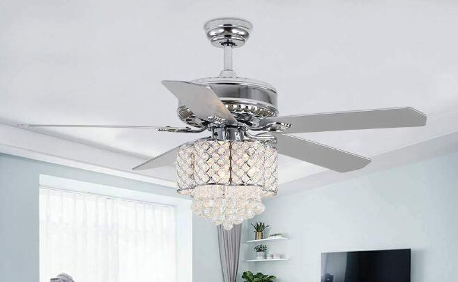 high ceiling fans with lights
