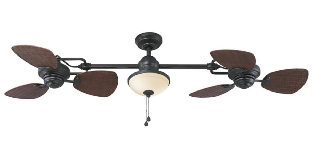 double ceiling fan for living room