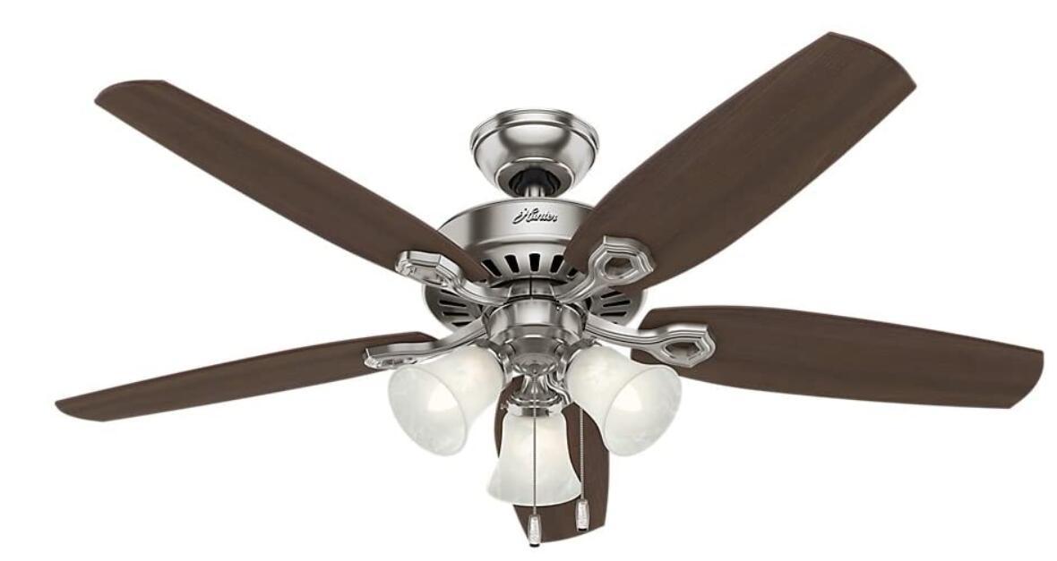 best living room fan with light