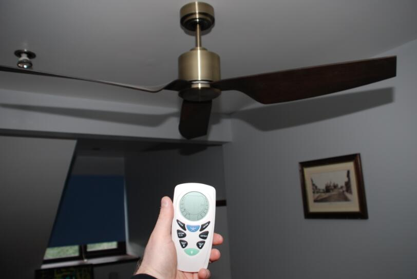 remote controlled ceiling fan for living room