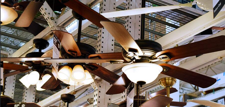 top 5 ceiling fan brands