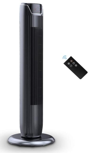 best affordable osciallating tower fan