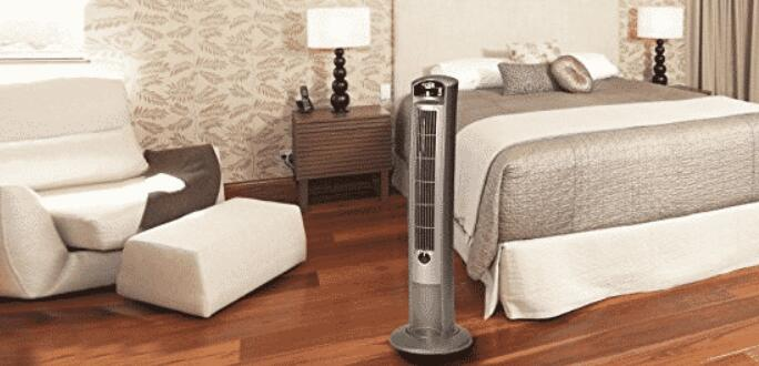 bedroom tower fan reviews