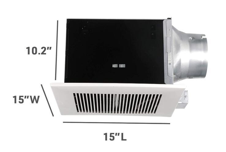 best kitchen ceiling ventilation fan