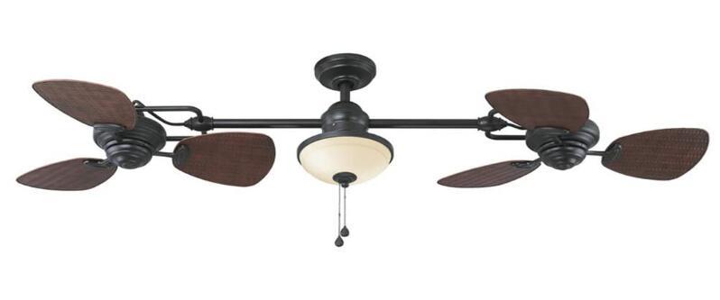 best low profile ceiling fan light combo