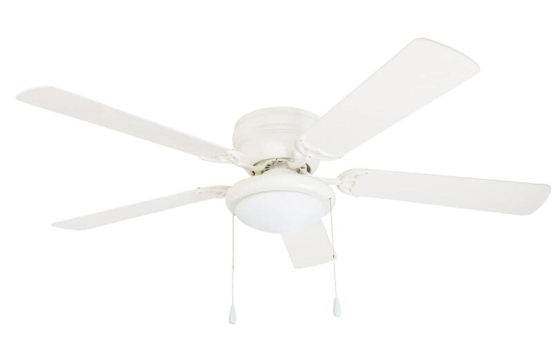 low profile ceiling fans with led lights