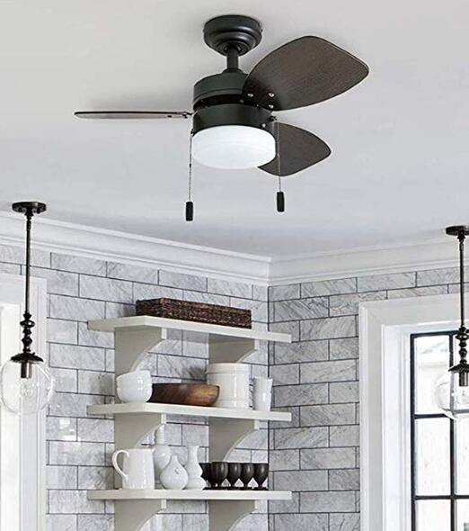 small outdoor ceiling fans
