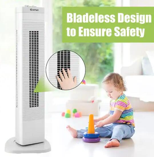 tower fan safety