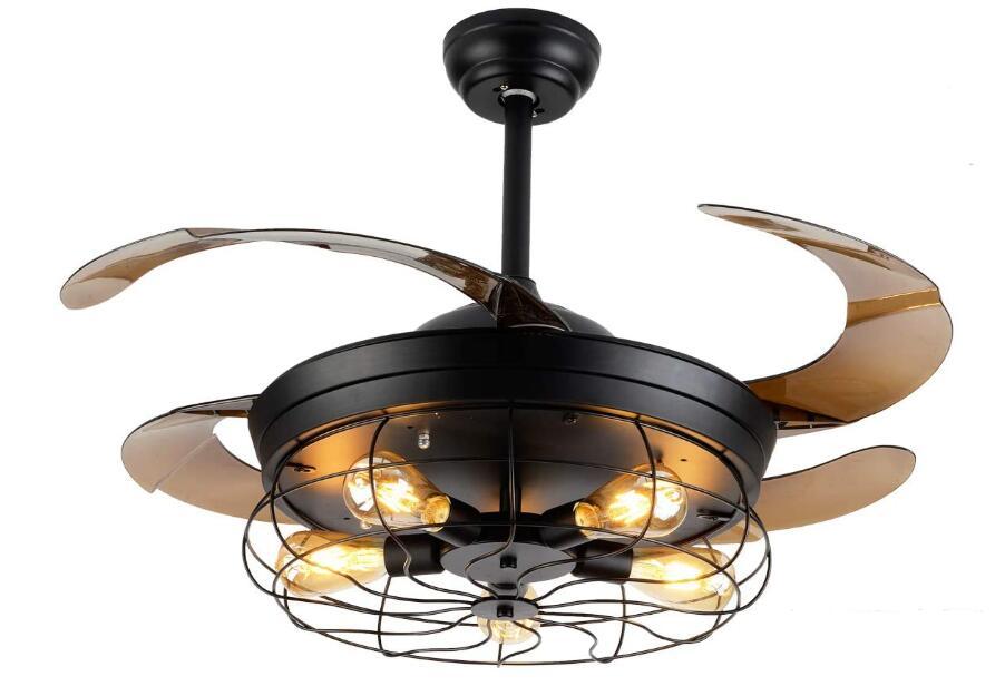 best unique kitchen ceiling fans