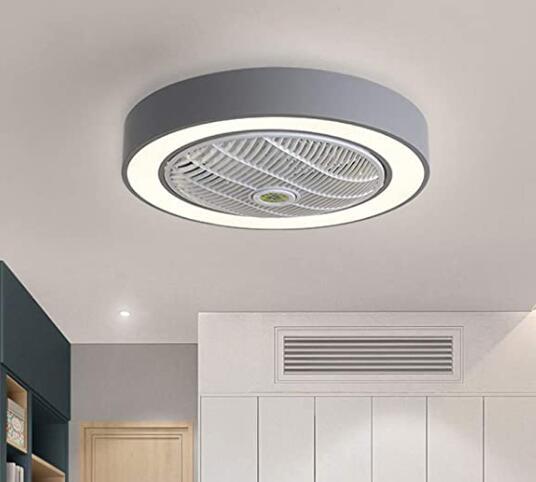 low profile ceiling fans flush mount