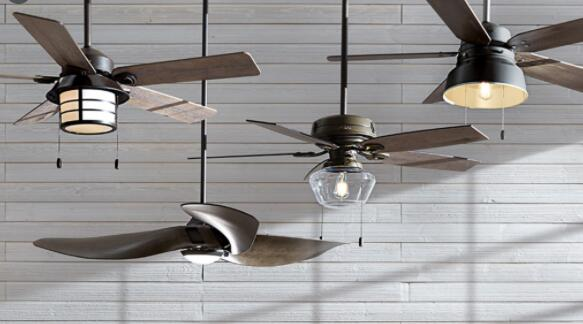 size mater room ceiling fan