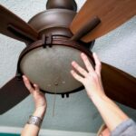 How to Install A Ceiling Fan with Light?