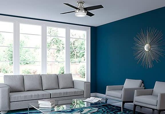 ceiling mount fans low ceiling