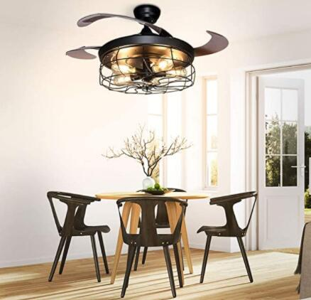 ceiling fan for small room
