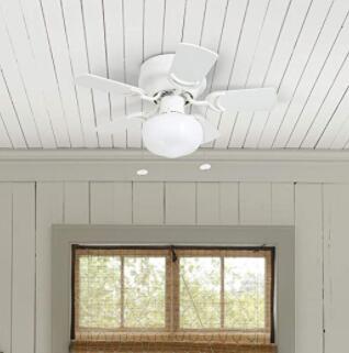 small bedroom ceiling fan