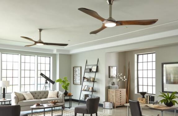 airflow efficiency for ceiling fans
