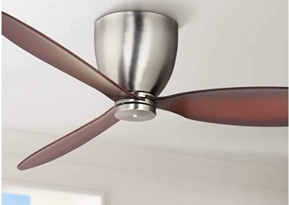 steel low profile ceiling fan