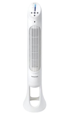 the honeywell quietset tower fan