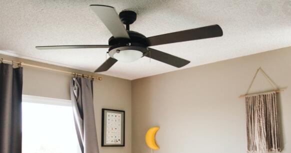 installing hunter ceiling fan