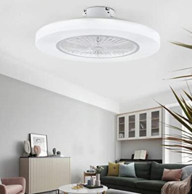 sleek look low profile ceiling fan