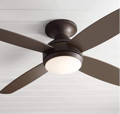 long blade low profile ceiling fan