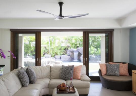 how to choose low profile ceiling fan