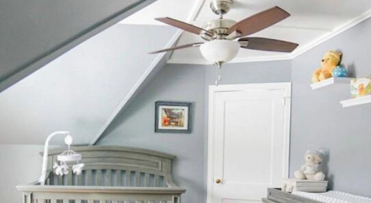 what is small ceiling fan