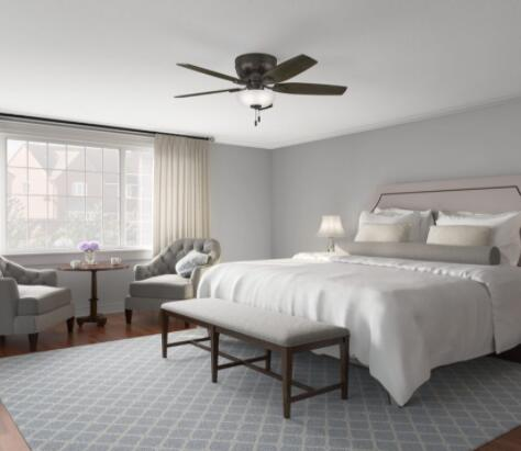 what sizes of small ceiling fans