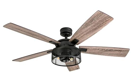 great room ceiling fans with lights