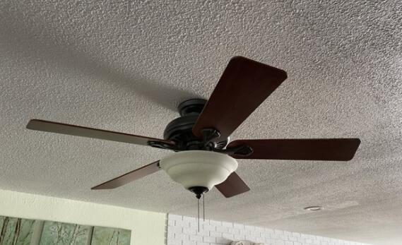 hunter low profile ceiling fan 48