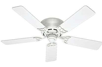 best white ceiling fans