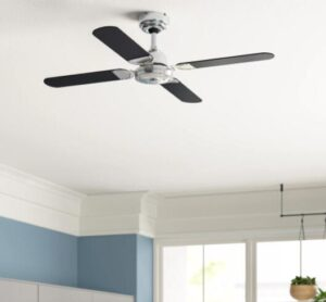 4 blade high speed ceiling fan