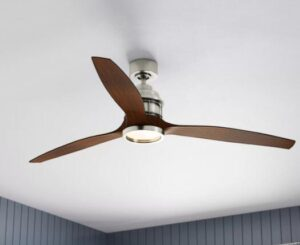 3 blade led ceiling fan with remote
